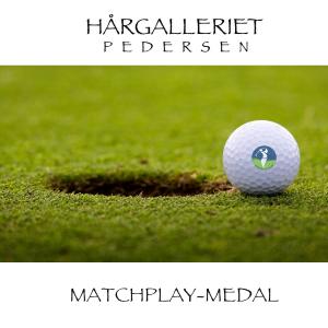 Logo Hårgalleriet medal