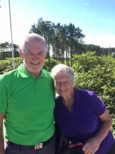 Bob og Janet Eaton